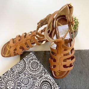 Sam Edelman gladiator sandals size 7.5